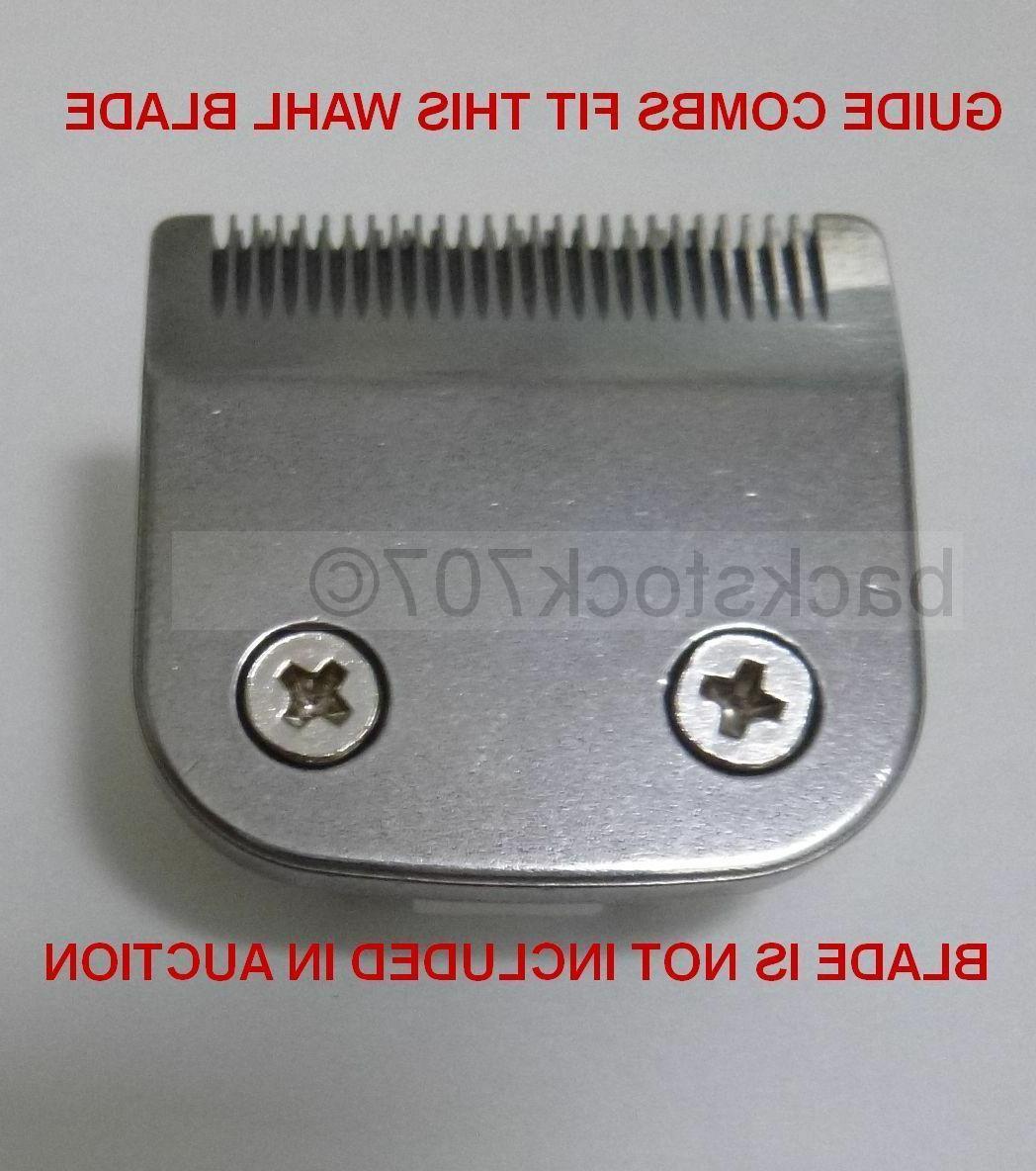 NEW Stubble Guide Combs 9860L 9994L