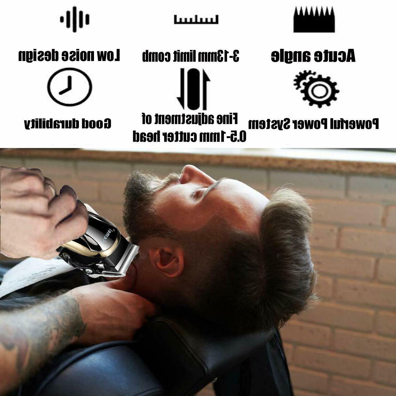 Barber Professional Hair Clipper Trimmer Cutter Haircut