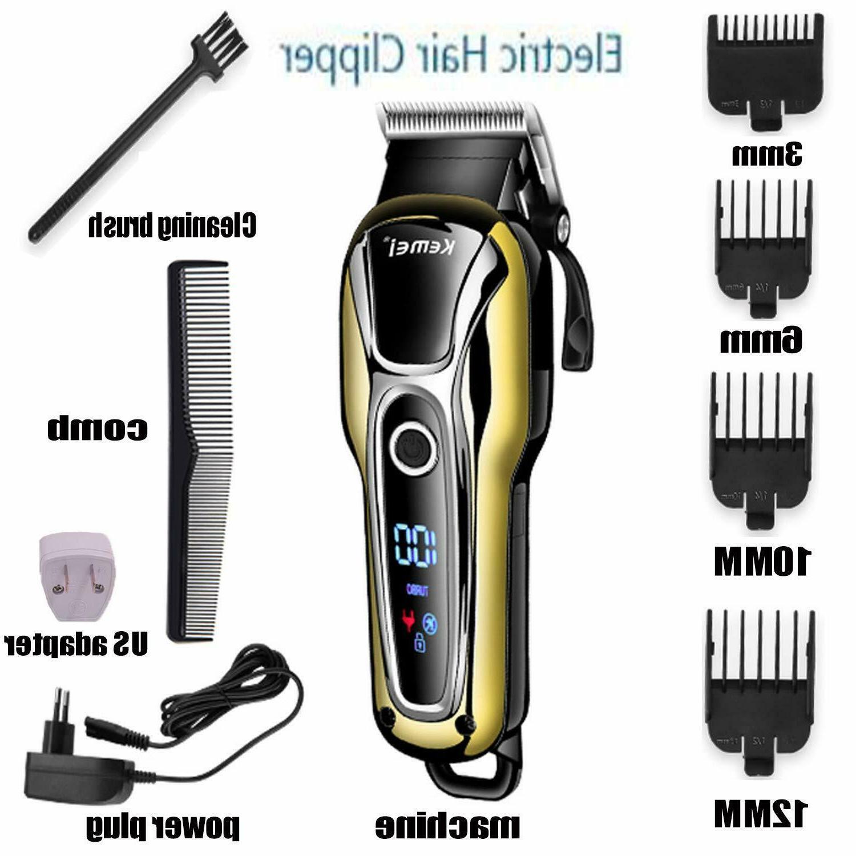 Barber Hair Clipper Beard Cutter