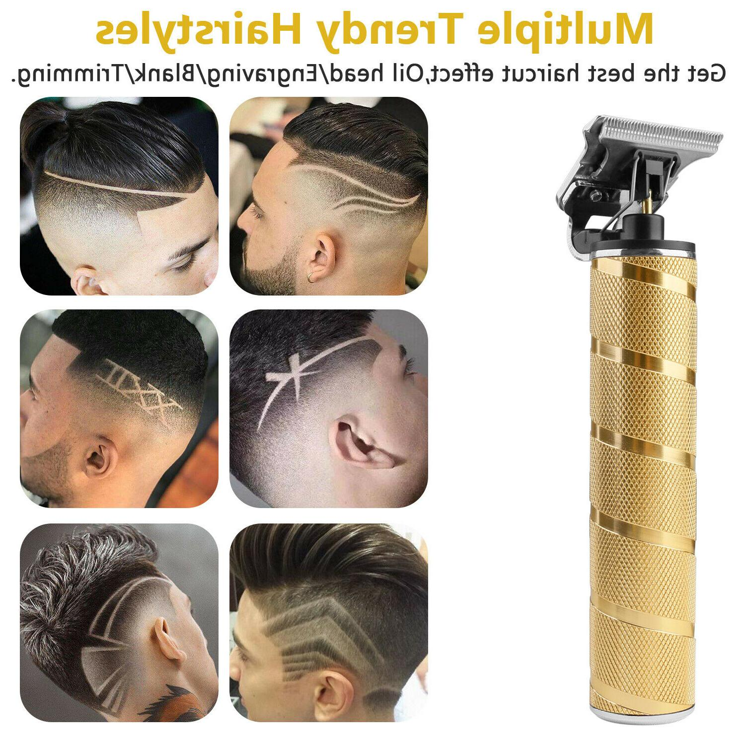 Professional Clippers Cordless Shaver Waterproof