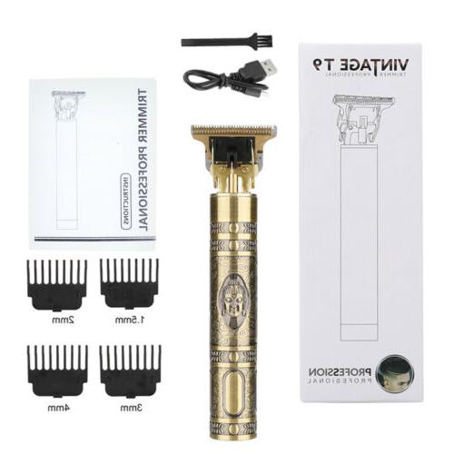 Professional Clippers Cutting Cordless Barber Shaving