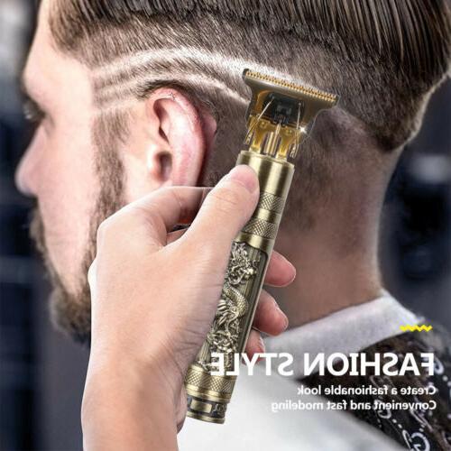 Professional Cutting Beard Cordless Shaving