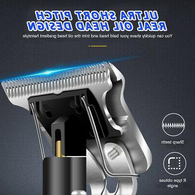 Professional Hair Shaving Cutting Beard Cordless Barber