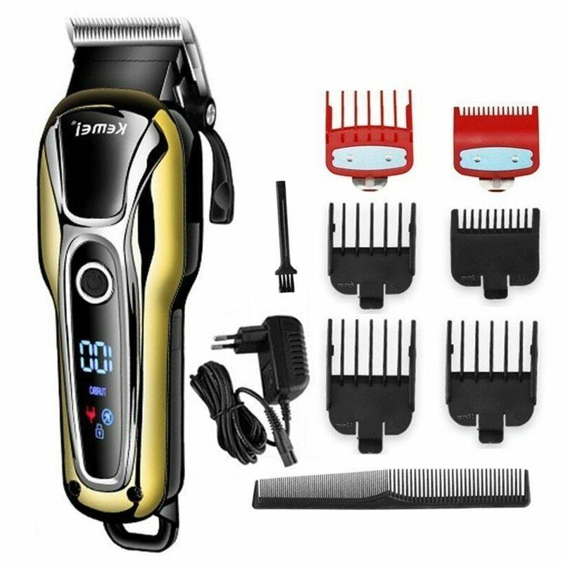 Barber shop hair clipper professional hair trimmer for men b