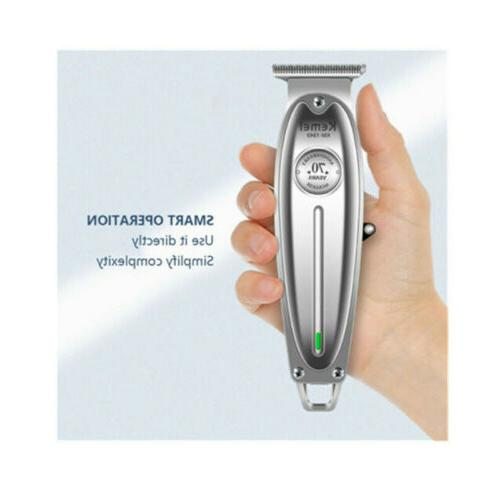 professional men s hair clippers cordless trimmer