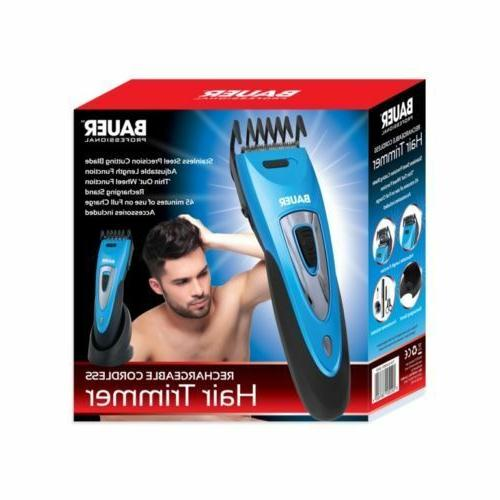Bauer Rechargeable and Hair Trimmer Grooming