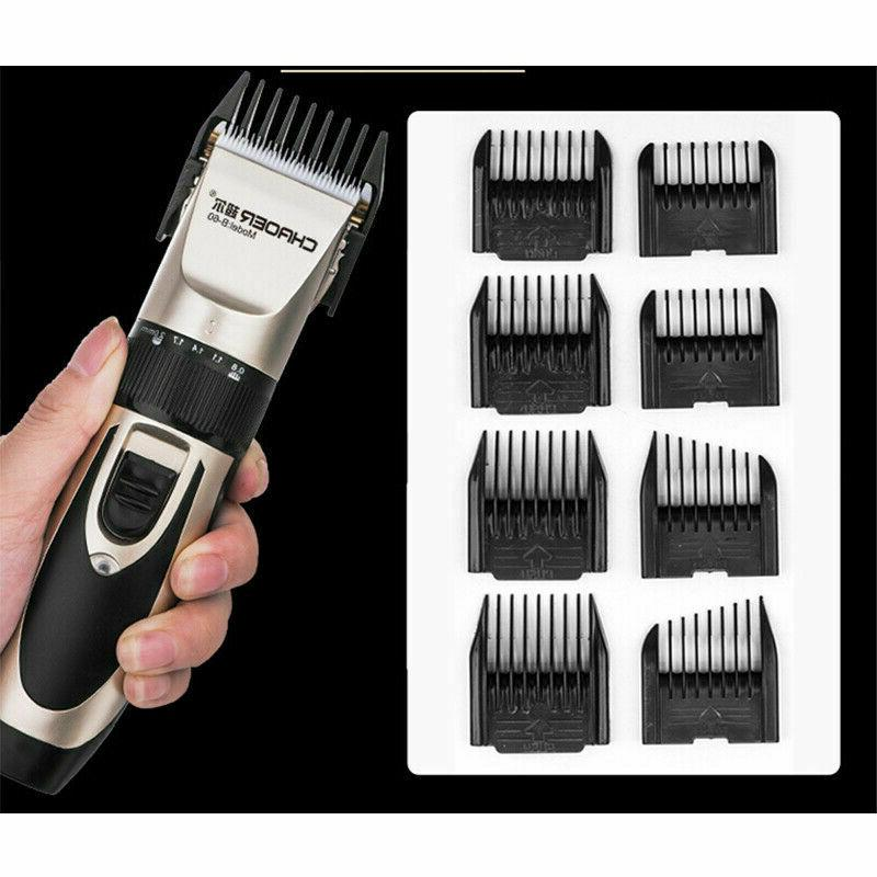 Rechargeable Men Beard Haircut Trimmer Grooming