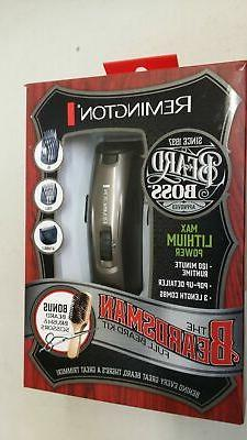 Remington MB4045B The Beardsman Beard Boss Full Beard Groomi