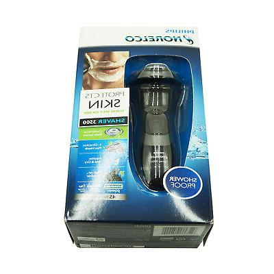 NEW SEALED Philips Norelco S3560/81 ELECTRIC SHAVER 3500 300