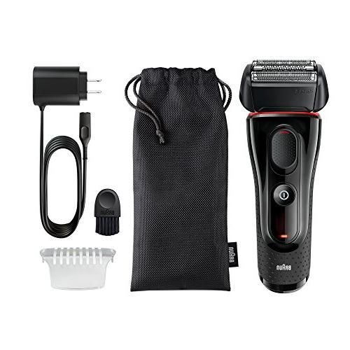 Braun 5 Men's Razor/Electric Shaver, Trimmer, Rechargeable Cordless
