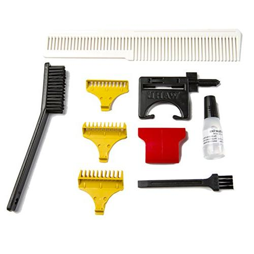Wahl Professional Edger #8051 – Great for Stylists – Razor Close and No Heat Accessories