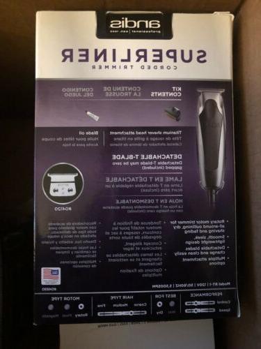 Andis 04890 Ttitanium Foil