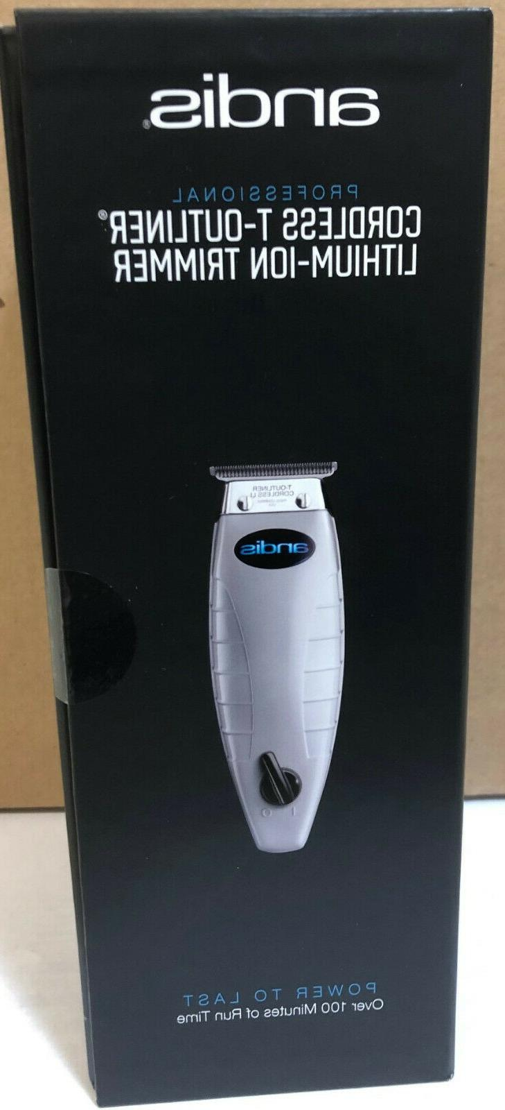 Andis T-Outliner Lithium-Ion Cord/Cordless PROFESSIONAL NEW