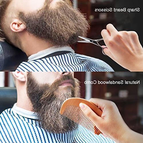 Ultimate for Men Beard Growth & Beard Beard Oil & Boar Beard Wood Beard Beard Gifts