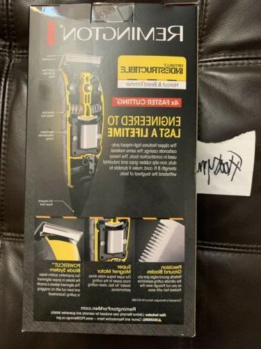 Remington Beard Kit In