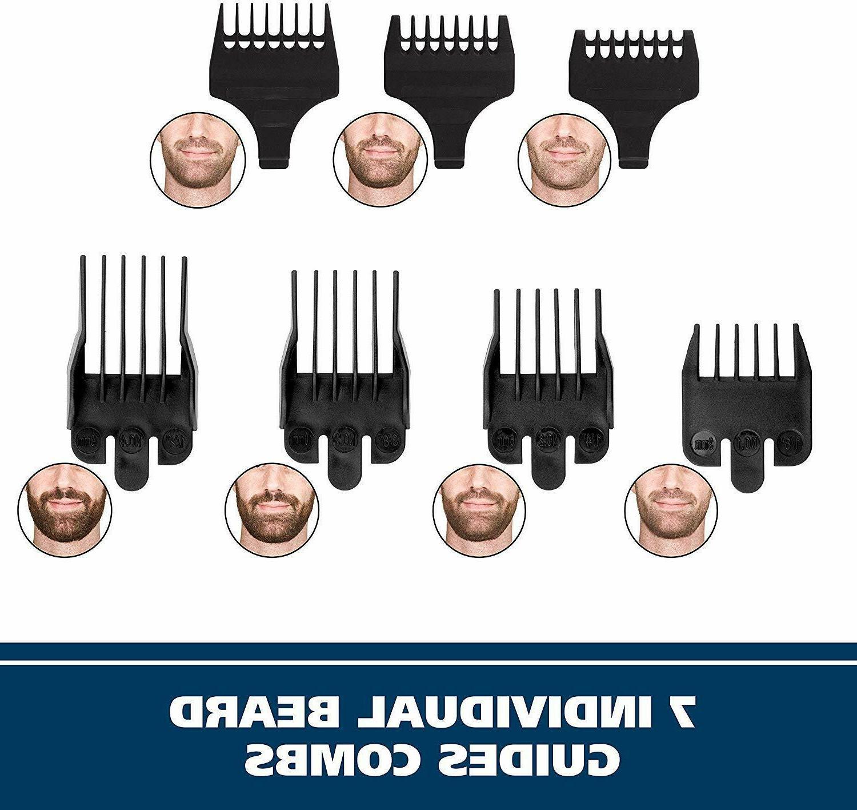 Wahl Hair Clippers Beard Cordless Grooming Set