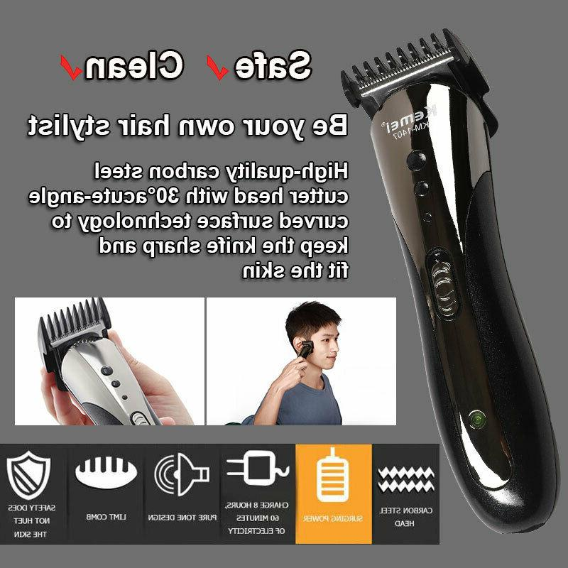 2020 Clippers Electric Cordless Razor Haircut
