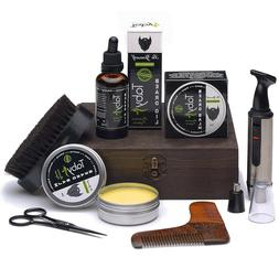 Manscaping Kit Pubic Hair Trimmer Beard Growth Grooming Barb