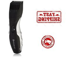 Remington MB-200 Titanium Mustache and Beard Trimmer, Black