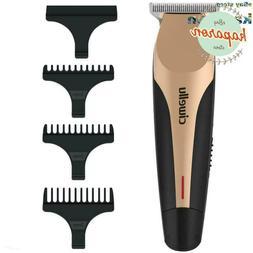 Men'S Cordless Hair Clippers Wireless Beard Trimmer Barber G
