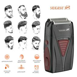 SHENKE Men's Electric Shaver Trimmer Bald Razor Rechargeable