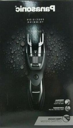 """Panasonic Men""""s Precision Wet Dry Beard and Hair Trimmer ER-"""