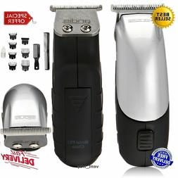 Men's Professional Wireless Cordless Hair Trimmer Beard Clip
