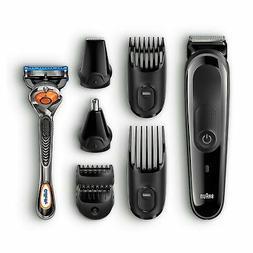 Mgk3060 8-En-1 All-in-one Beard Trimmer Para Hombres, Cortap