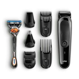 Braun MGK3060 Men's Beard Trimmer for Hair/Head Trimming, Gr