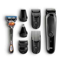 Braun MGK3060 Men's Beard Trimmer for Hair / Head Trimming,