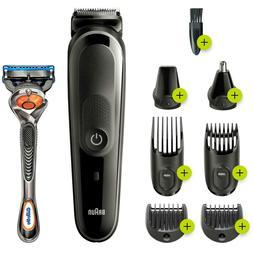 Braun MGK5260 8-in-1 Styling Kit Hair Clipper and Beard Trim