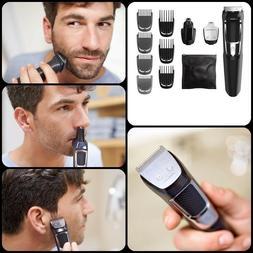 Philips Norelco Multi Groomer Hair Clipper Head Face Beard N