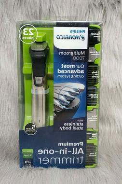 Philips Norelco Multigroom 7000 All In One Trimmer MG7750/49