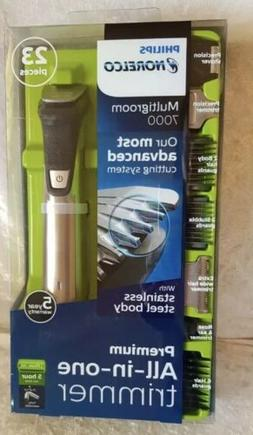 Philips Norelco Multigroom 7000 Premium All-in-One Trimmer M