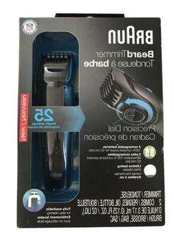 New Braun Beard Trimmer BT5050 Beard Trimmer