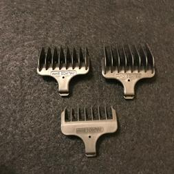 New Genuine Wahl Replacement 3 Piece T Blade Trimmer Guide C