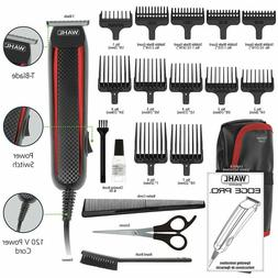 New Wahl Pro Corded Hair Beard Trimmer Clipper Edging Lining