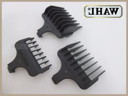 NEW Wahl T Blade Guide Comb Set Hair Beard Lithium Ion Trimm