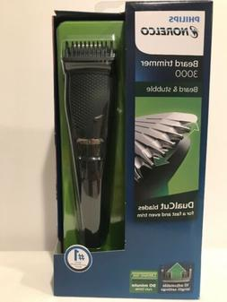 Philips Norelco Beard & Stubble Trimmer Series 3000 BT3210/4