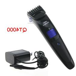 Philips Norelco QT4000/4001 BeardTrimmer 3100 with adjustabl