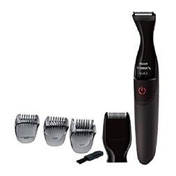 Norelco WATERPROOF CORDLESS Facial Men's Shaver and Hair Tri