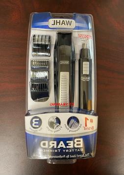 WAHL Nose Ear Body Beard Hair Wet/Dry Battery Precision Blad