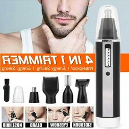 Nose Ear Trimmer Neck Hair Eyebrow Groomer Clippers New Micr