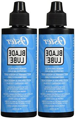 Oster Blade Lube Premium Lubricating Oil for Clippers and Bl