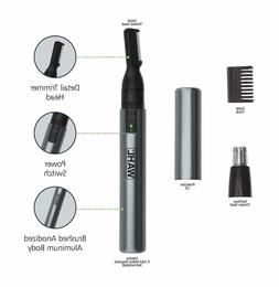 Personal Hair Trimmer Micro Groomer Clipper For Men Nose Nec