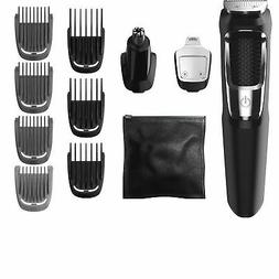 Philips Norelco Grooming Kit Rechargeable Hair Ear Beard Tri