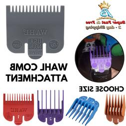 Premium Hair Clipper Comb Guard Attachment Guide Barber Colo