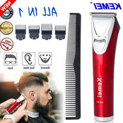 Pro Hair Clipper Electric Cutter Men's Shaver Haircut Machin