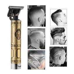 Pro Men's Hair Trimmer Clipper 0mm Baldheaded Cutter Beard S