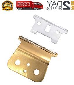 Professional Adjustable T-Outliner Beard Hair Trimmer Blade